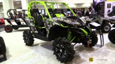 2015 Can-am Maverick 1000R Side by Side ATV at 2014 Toronto ATV Show