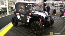 2015 Can-am Maverick XRS 1000R Side by Side ATV at 2014 Toronto ATV Show