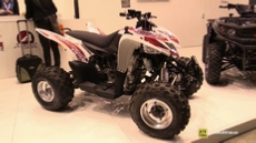 2015 Aeon Cobra 400 Sport ATV at 2014 EICMA Milan Motorcycle Show
