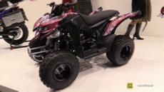 2015 Aeon Cobra 50 Sport ATV at 2014 EICMA Milan Motorcycle Show