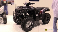 2015 Aeon Crossland 400 4x4 Utility ATV at 2014 EICMA Milan Motorcycle Show
