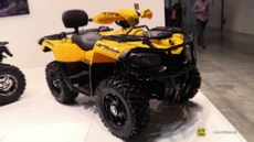 2015 Aeon Crossland 600 4x4 Utility ATV at 2014 EICMA Milan Motorcycle Show