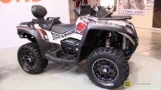 2015 CfMoto C-Force 800 EFI - Victory Patrol XR3 Utility ATV at 2014 EICMA Milan Motorcycle Show