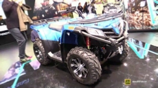 2015 CfMoto G-Force 425s CF400AU Utility ATV at 2014 EICMA Milan Motorcycle Show