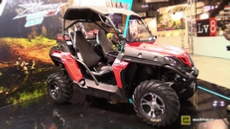 2015 CfMoto Z-Force 550 EFI Side by Side ATV at 2014 EICMA Milan Motorcycle Show