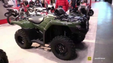 2015 Honda Fourtrax Rancher Utility ATV at 2014 New York Motorcycle Show