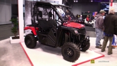 2015 Honda Pioneer 500 Side by Side ATV at 2014 New York Motorcycle Show