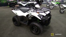 2015 Kawasaki Brute Force 300 Recreational ATV at 2014 Toronto ATV Show