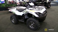 2015 Kawasaki Brute Force 750 EPS 4x4 Special Editon at 2014 Toronto ATV Show