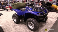 2015 Yamaha Grizzly 700 EPS Utility ATV at 2014 New York Motorcycle Show