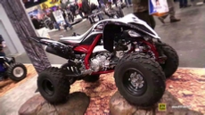 2015 Yamaha Raptor 700R Sport ATV at 2014 New York Motorcycle Show