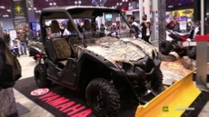 2015 Yamaha Viking EPS Utility ATV at 2014 New York Motorcycle Show