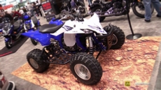 2015 Yamaha YFZ 450R Sport ATV at 2014 NY Motorcycle Show