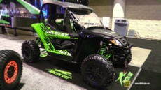 2016 Arctic Cat Wildcat Sport Side by Side ATV at 2015 AIMExpo Orlando