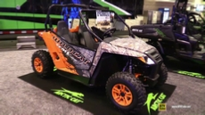 2016 Arctic Cat Wildcat Trail Limited Side by Side ATV at 2015 AIMExpo Orlando