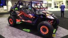 2016 Arctic Cat Wildcat X Side by Side ATV at 2015 AIMExpo Orlando