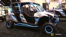 2016 Can Am Maverick Max X DS 1000R Turbo Side by Side ATV at 2015 AIMExpo Orlando