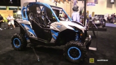 2016 Can Am Maverick X DS 1000R Turbo Side by Side ATV at 2015 AIMExpo Orlando
