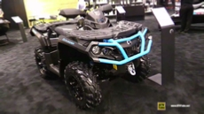 2016 Can Am Outlander XT 850 Recreational ATV at 2015 AIMExpo Orlando