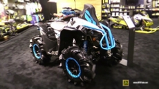2016 Can Am Renegade X mR 1000R Recreational ATV at 2015 AIMExpo Orlando