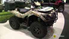 2016 Kawasaki Brute Force 750 4x4i EPS Camo ATV at 2015 AIMExpo Orlando
