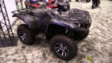 2016 Yamaha Grizzly 700 Special Edition Recreational ATV at 2015 AIMExpo Orlando