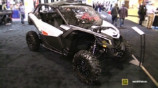 2017 Can Am Maverick X3 Turbo R at 2016 Toronto ATV Show