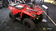 2017 Can Am Outlander 450 at 2016 Toronto ATV Show