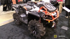 2017 Can Am Outlander X mr 1000R at 2016 Toronto ATV Show