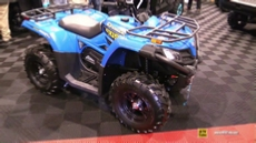 2017 CfMoto C-Force 400 S at 2016 Toronto ATV Show