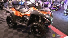 2017 CfMoto C-Force 800 EPS at 2016 Toronto ATV Show