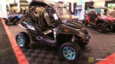 2017 CfMoto ZForce 800 EX at 2016 Toronto ATV Show