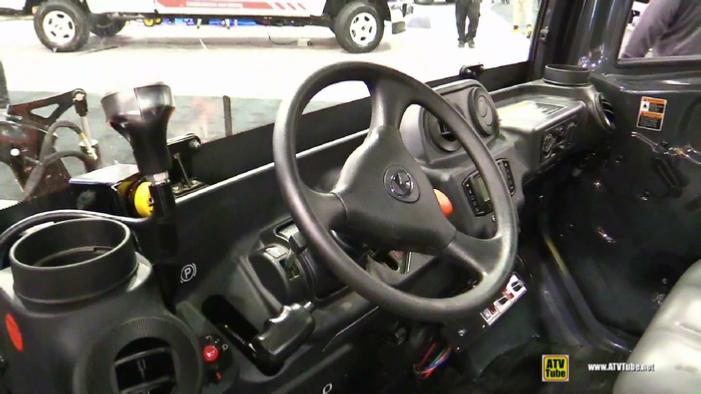 kubota rtv   diesel   toronto atv show
